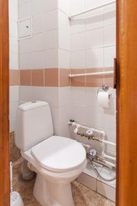 A bathroom at Premium Apartment Old Arbat