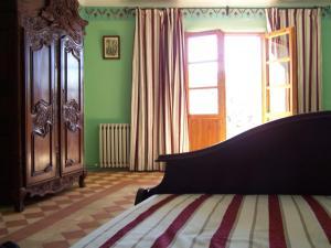 Cama o camas de una habitación en Casa Loriente