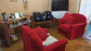 Un lugar para sentarse en Casa de las horquideas 2