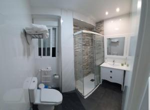 Kúpeľňa v ubytovaní el principe
