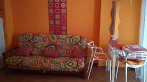 A seating area at Studio Agata Residencial