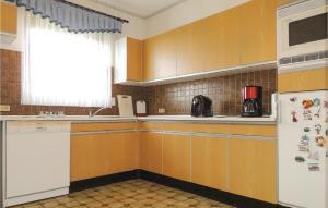 Küche/Küchenzeile in der Unterkunft Holiday home Stegersbach 47