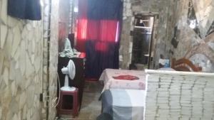 A bathroom at Kit net Carlotta Apartmentos
