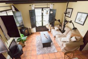 Zona de estar de Casa Covarrubias