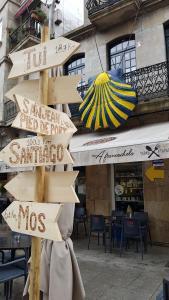 Casa Camino Santiago Porriño
