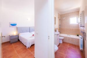Ein Badezimmer in der Unterkunft Bona Mar
