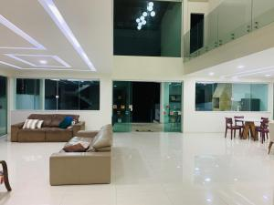 The lobby or reception area at Casa dos Reis