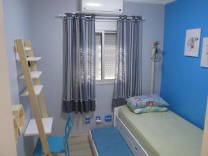 A seating area at Apartamento Dom Vital