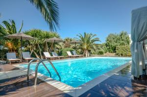 The swimming pool at or near Valena Mare Suites & Apartments