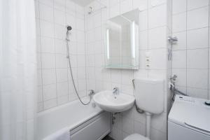 Ванная комната в Apartments am Brandenburger Tor