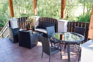 Ein Restaurant oder anderes Speiselokal in der Unterkunft Tischlmühle Appartements & mehr