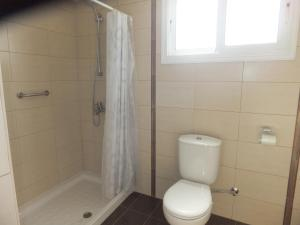 A bathroom at Villa Sophia