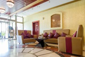 A seating area at TIME Dunes Hotel Apartments, Al Qusais