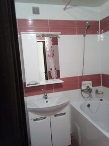 Ванная комната в Apartment on Lenina