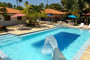 The swimming pool at or near Village Miramar