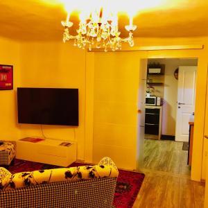 TV/Unterhaltungsangebot in der Unterkunft Max-Apartment