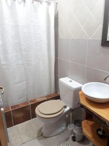 Un baño de Chaltén Apart 365