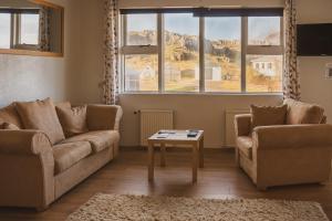 福拉姆提德公寓和度假屋休息區