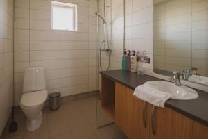福拉姆提德公寓和度假屋衛浴