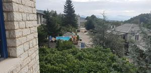 A view of the pool at Archontiko Zarkada or nearby