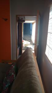 Una cama o camas en una habitación de Apartamentos Radales en San Martin