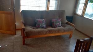 Un lugar para sentarse en Apartamentos Radales en San Martin