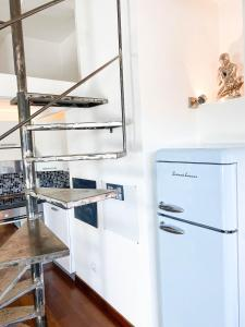 A kitchen or kitchenette at Loft, Nice carré d'or