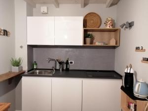 Cucina o angolo cottura di ALLE MURA