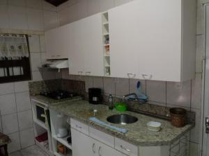 A kitchen or kitchenette at RESIDENCIA CASELANI