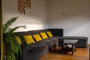 Zona de estar de House in Cusco