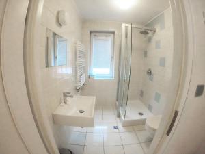 Łazienka w obiekcie Lalala