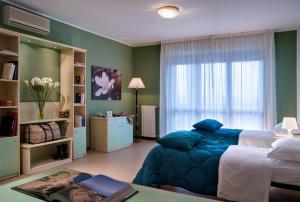 Posezení v ubytování Residence Viale Venezia