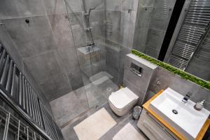 Kúpeľňa v ubytovaní Clean, Quiet & Cozy in the middle of Downtown