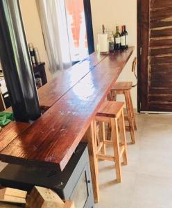 Una cocina o kitchenette en Casa nomade