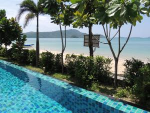 The swimming pool at or near Davina Beach Homes