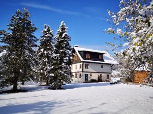 Ferienwohnung Bergfeeling im Winter