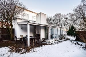 Luxurious Private Villa during the winter