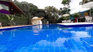 A piscina localizada em Residencial As Corujas ou nos arredores