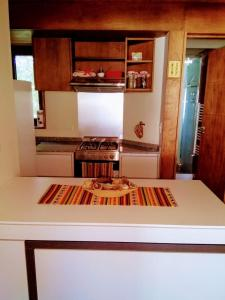 Una cocina o kitchenette en DEPARTAMENTO DE CATEGORÍA