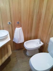 Un baño de DEPARTAMENTO DE CATEGORÍA