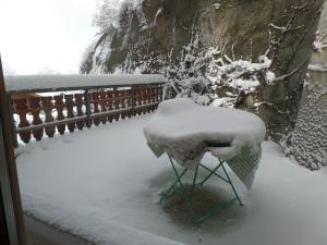 Résidence Balcons du Soleil im Winter