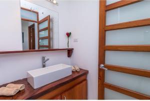 Salle de bains dans l'établissement La Villa Mar y Sol