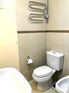 Un baño de San Nicolás