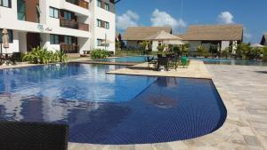 A piscina localizada em Cupe Beach Living Beira Mar ou nos arredores