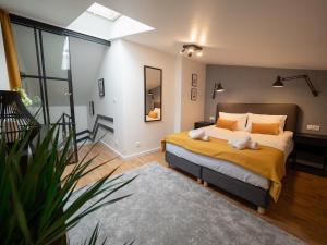 Lova arba lovos apgyvendinimo įstaigoje Rister Apartments