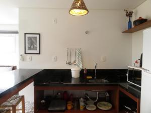 Una cocina o zona de cocina en Floriparadise