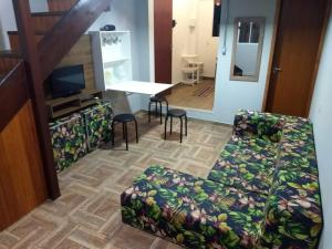 Zona de estar de Casa Campeche Proxima ao Mar