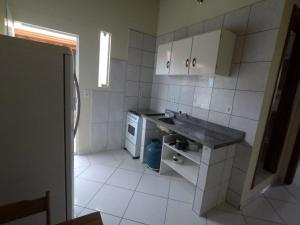 Una cocina o zona de cocina en Apartamento Canasvieiras