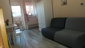 A seating area at Nad Strumykiem
