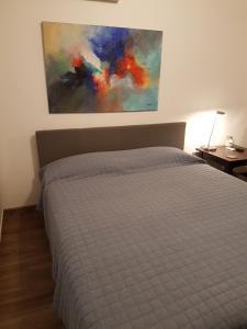 Cama o camas de una habitación en Art Diseño